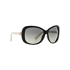 Michael Kors - Black MK6018 butterfly sunglasses