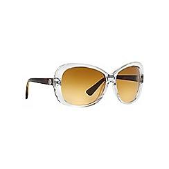 Michael Kors - Brown MK6018 butterfly sunglasses