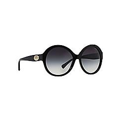 Coach - Black HC8149 round sunglasses