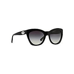 Coach - Black HC8151 cat eye sunglasses