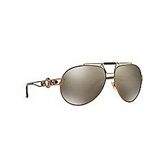 Versace - Bronze VE2160 pilot sunglasses
