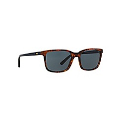 Polo Ralph Lauren - Brown PH4103 square sunglasses