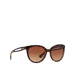 Ralph - Brown round RA5204 sunglasses