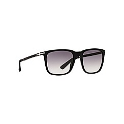 Gucci - Black oval 'GG 1104S' sunglasses