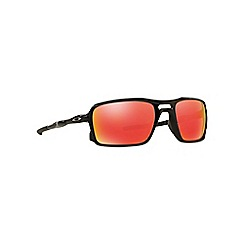 Oakley - Black OO9266 rectangle sunglasses
