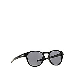Oakley - Black oval OO9265 sunglasses
