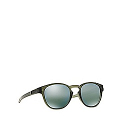 Oakley - Green oval OO9265 sunglasses