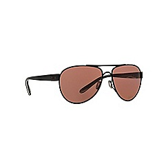Oakley - Black aviator OO4110 sunglasses