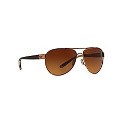 Oakley - Pink OO4110 pilot sunglasses