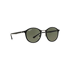 Ray-Ban - Black round 'RB4242' sunglasses