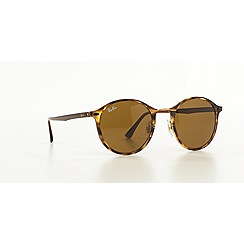 Ray-Ban - Brown round 'RB4242' sunglasses