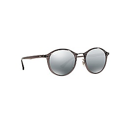 Ray-Ban - Grey round 'RB4242' sunglasses