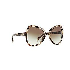 Prada - Brown butterfly PR 05SS sunglasses