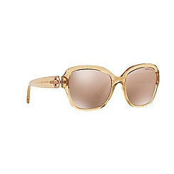 Michael Kors - Brown square MK6027 sunglasses