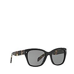 Prada - Black PR09SS square sunglasses