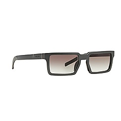 Prada - Grey rectangle PR 50SS sunglasses