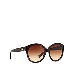 Dolce & Gabbana - Pink round DG4176 sunglasses