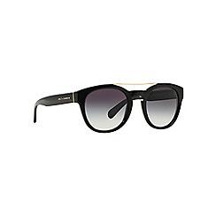 Dolce & Gabbana - Black DG4274 round sunglasses