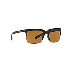 Dolce & Gabbana - Brown square DG6097 sunglasses