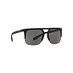 Dolce & Gabbana - Black square DG6098 sunglasses