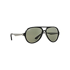 Ray-Ban - Black aviator 'RB4235' sunglasses