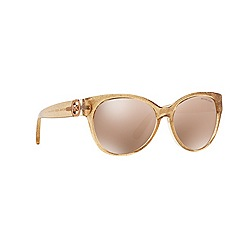Michael Kors - Brown cat eye MK6026 sunglasses