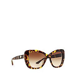 Versace - Brown butterfly VE4305Q sunglasses