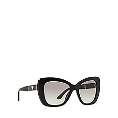 Versace - Black butterfly VE4305Q sunglasses