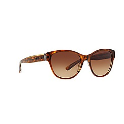 DKNY - Brown cat eye DY4133 sunglasses