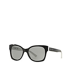 DKNY - Black DY4132 square sunglasses