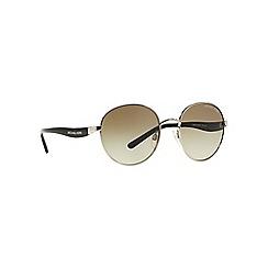Michael Kors - Silver round MK1007 sunglasses