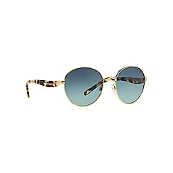 Michael Kors - Gold round MK1007 sunglasses
