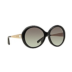 Michael Kors - Black round MK2015B sunglasses