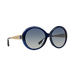 Michael Kors - Blue round MK2015B sunglasses