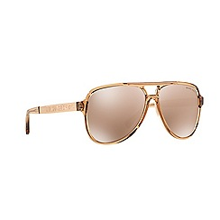 Michael Kors - Brown aviator MK6025 sunglasses
