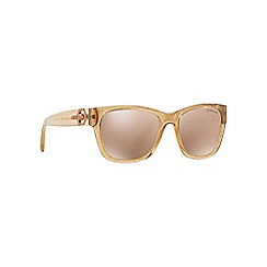 Michael Kors - Brown square MK6028 sunglasses