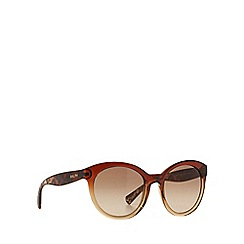 Ralph - Brown cat eye RA5211 sunglasses