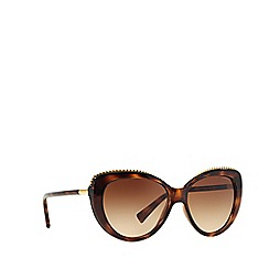 Dolce & Gabbana - Black aviator DG2152 sunglasses