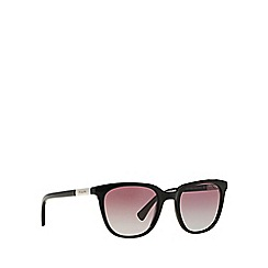 Ralph - Black RA5206 rectangle sunglasses