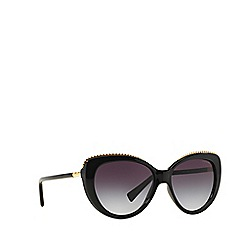 Coach - Black cat eye HC8157 sunglasses