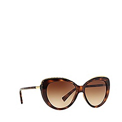 Coach - Brown cat eye HC8157 sunglasses