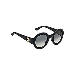 Gucci - Black GG 3788 rectangle sunglasses