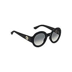 Gucci - Black GG 3788 rectangle sunglasses