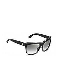 Gucci - Black GG 3782 rectangle sunglasses