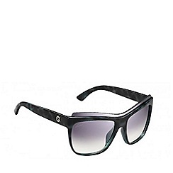 Gucci - Brown GG 3782 rectangle sunglasses