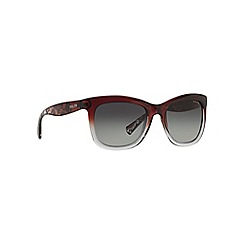 Ralph - Bordeaux rectangle RA5210 sunglasses
