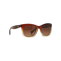 Ralph - Brown rectangle RA5210 sunglasses