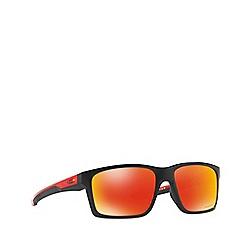 Oakley - Black OO9264 Mainlink square sunglasses