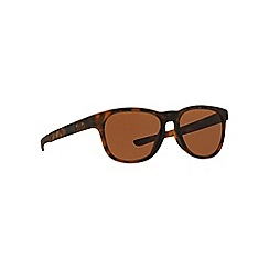 Oakley - Brown 'Stringer' OO9315 rectangle sunglasses