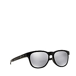 Oakley - Black 'Stringer' OO9315 rectangle sunglasses